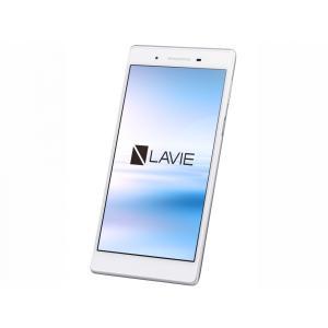 NEC PC-TE507JAW タブレットPC LAVIE Tab E 7型ワイドLED IPS液晶/Android 7.0/ホワイト 新品 送料無料|eightloop