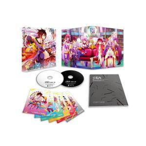 ノーゲーム・ノーライフ NEET Blu-ray BOX 新品 送料無料 eightloop