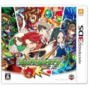 mixi ミクシィ モンスターストライク 3DSソフト 新品 送料無料