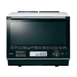 東芝 TOSHIBA ER-TD3000(W) 過熱水蒸気オーブンレンジ 石窯ドーム 2段調理対応 30L グランホワイト 新品 送料無料|eightloop