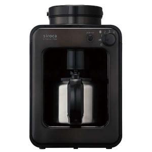 シロカ siroca SC-A131TB 全自動コーヒーメー...