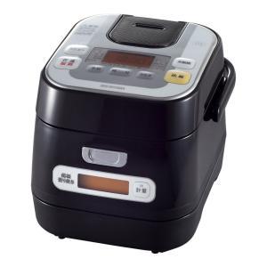 アイリスオーヤマ IRISOHYAMA RC-IA30-B IH炊飯器 3合炊き 米屋の旨み 銘柄量り炊き ブラック 新品 送料無料|eightloop