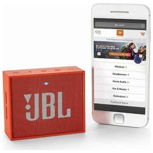 JBL ジェイビーエル JBLGOORG ポータブルスピーカー JBL GO Bluetooth対応 オレンジ 新品 送料無料 eightloop 04