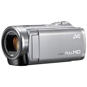 JVC GZ-E109-S SD対応 8GBメモリー内蔵フルハイビジョンビデオカメラ Everio シルバー 新品 送料無料|eightloop