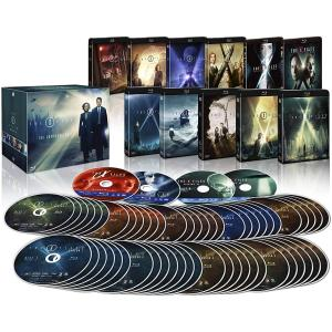 X-ファイル コンプリートブルーレイBOX Blu-ray X-ファイル 2016付 新品 送料無料 eightloop
