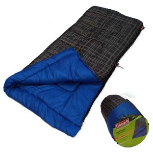 Coleman コールマン YOUTH COMFORT SMART SLEEPING BAG 子ども用寝袋 グレー ユーススリーピングバッグ 66×152.4cm キッズ寝袋 キャンプ用品 新品 送料無料 eightloop