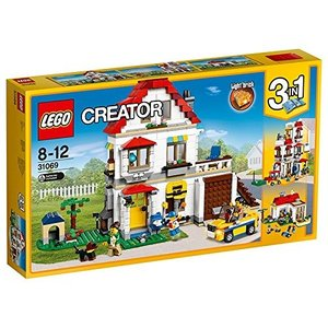 アウトレット 箱痛み有 レゴ LEGO クリエイター ファミリーコテージ 31069 新品 送料無料|eightloop