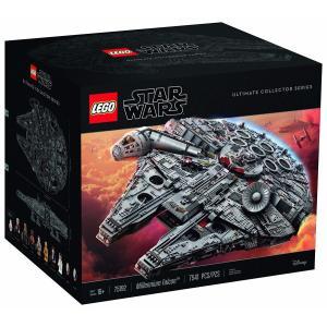レゴ LEGO スター・ウォーズ ミレニアム・ファルコン 75192 新品 送料無料|eightloop