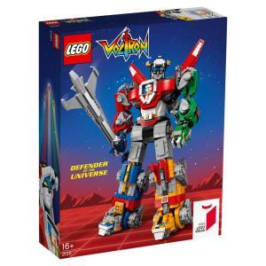レゴ LEGO ヴォルトロン 21311 新品 送料無料|eightloop