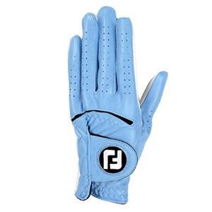 FootJoy(フットジョイ) ゴルフグローブ スペクトラムFP メンズ グローブ 左手用 ブルー ...