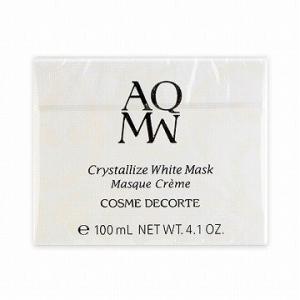 コスメデコルテ AQMW クリスタライズホワイトマスク 100ml 並行輸入品