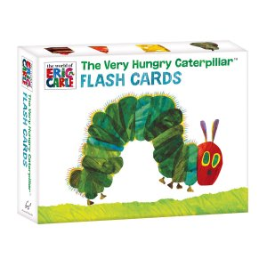 はらぺこあおむし フラッシュカード The Very Hungry Caterpillar Flash Cards eigoden