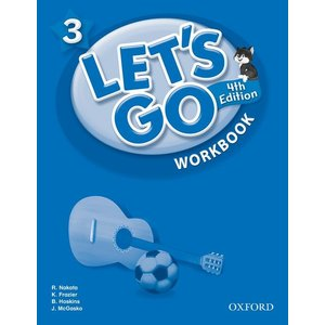 Let's Go 4th Edition 3 Workbook