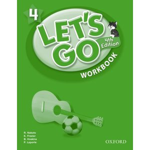 Let's Go 4th Edition 4 Workbook