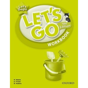 Let's Go 4th Edition Let's Begin Workbook