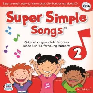 Super Simple Songs 2 CD