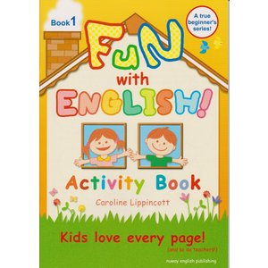 Fun with English! Activity Book 1