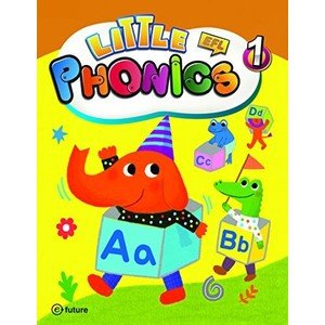Little Phonics 1 Student Book (with CD)