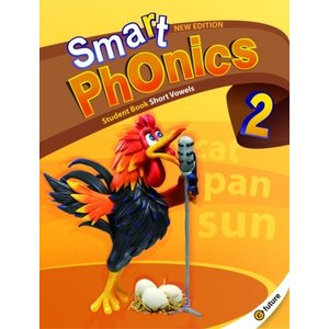 Smart Phonics New Edition 2 Student Book (with CD)