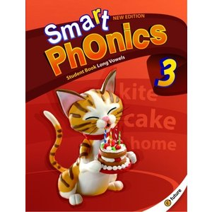 Smart Phonics New Edition 3 Student Book (with CD)