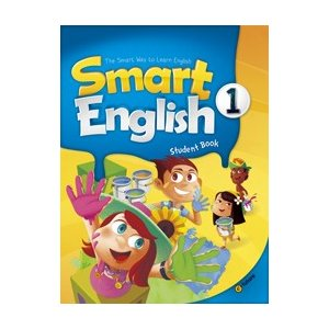 Smart English 1 Student Book (with Flashcards and Class Audio CD)