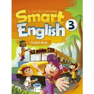 Smart English 3 Student Book (with Flashcards and Class Audio CD)