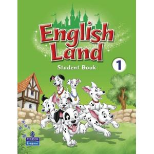 English Land 1 Student Book with DVD