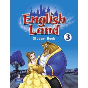 English Land 3 Student Book with DVD