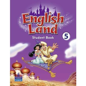 English Land 5 Student Book with DVD