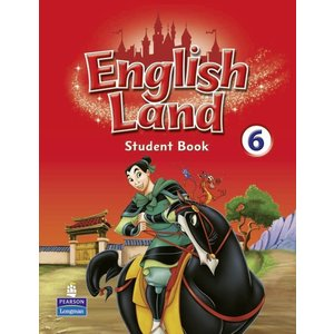 English Land 6 Student Book with DVD