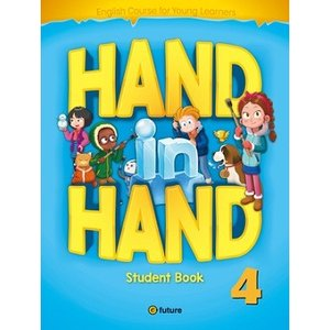 Hand in Hand 4 Student Book with Hybrid CD