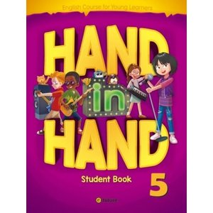 Hand in Hand 5 Student Book with Hybrid CD