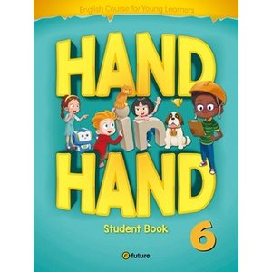 Hand in Hand 6 Student Book with Hybrid CD