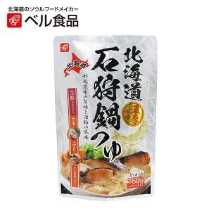 ベル食品 北海道石狩鍋つゆ750g