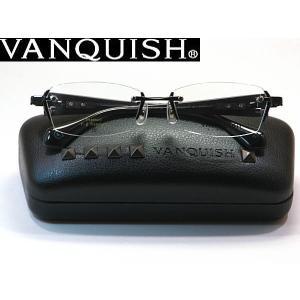 2014新作・ヴァンキッシュ【VANQUISH】度付きレンズ付メガネ【VQ-1058-4】送料無料|eiheiji-mega