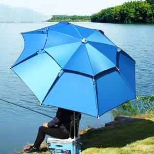 傘帽子 かぶる傘 日傘 釣り 釣傘 レインハット ハンズフリー 折りたたみ アンブレラハット 農作業...