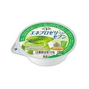 エネプロゼリー・セブン メロンソーダ味 80g ホリカフーズ