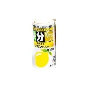 鉄ドリンク TETSU レモン 森食品工業