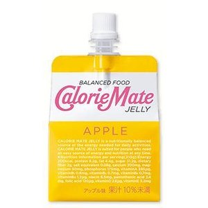 【送料無料】 カロリーメイトゼリー アップル ...の関連商品5