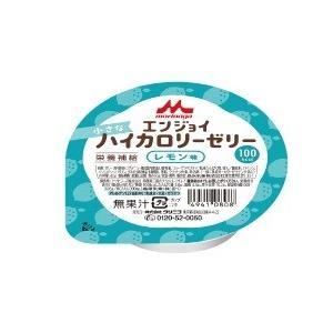 森永クリニコ エンジョイ小さなハイカロリーゼリー レモン味 40g