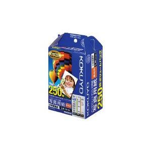 インクジェットプリンタ用紙 写真用紙(高光沢) L判 250枚     コクヨ   KJ-D12L-250 【59485353】   1箱(250枚入)