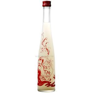 日本酒リキュール・英勲 ゆずたいむらいと・375ml詰 eikun