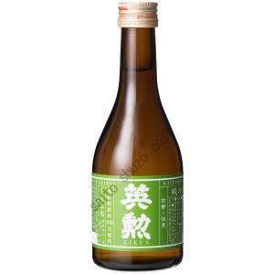 【金賞受賞】日本酒・英勲 純米酒・300ml詰(えいくん) eikun