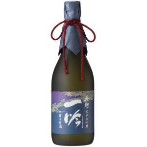 【送料無料】日本酒・英勲 一吟 中採り原酒・720ml詰(いちぎんなかどり)|eikun