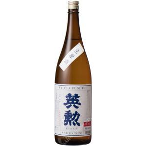 日本酒・英勲 純米原酒『生』1.8L詰|eikun