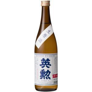 【お中元】日本酒・英勲 純米原酒『生』720ml詰