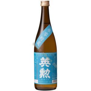 """京都府産米「京の輝き」を100%使用し、京都の米・水・酵母で醸した純米大吟醸酒です。  """"氷零貯蔵""""..."""