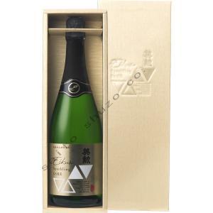 【送料無料】日本酒・エイクンスパークリングサケ・720ml詰|eikun