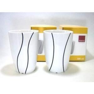 Menu(デンマーク)  面白グッズ  魔法サーモカップ・ペア|eins