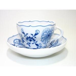 マイセン ブルーオニオン  800101 コーヒーC/S・582|eins